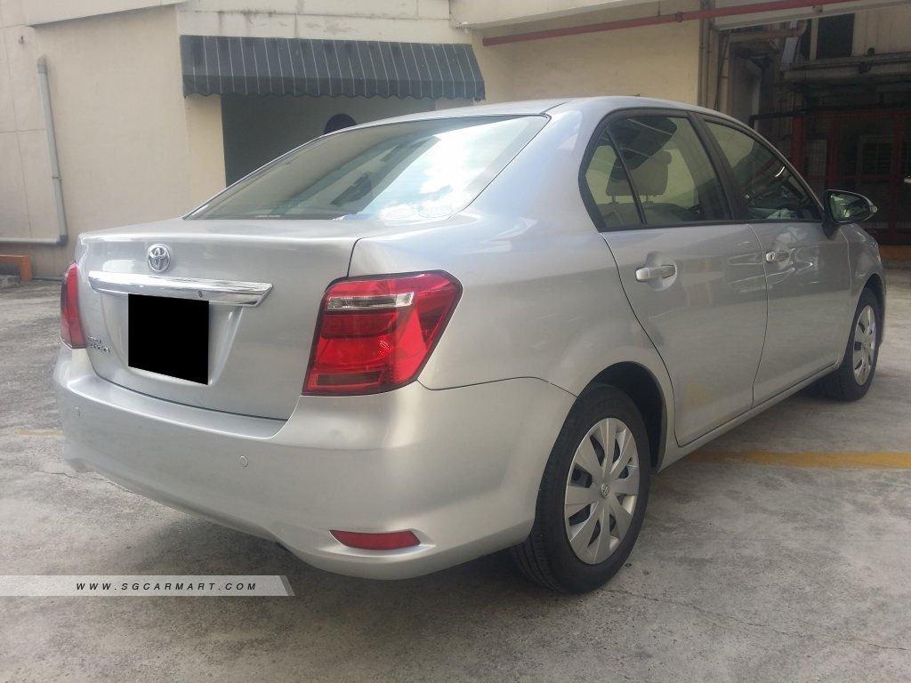 Toyota Corolla Axio 1.5A X