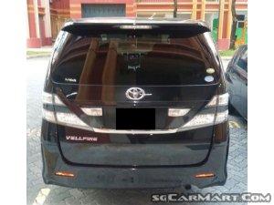 Toyota Vellfire 2.4A Z Platinum Selection