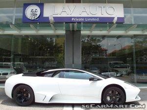 Used Lamborghini Murcielago Car For Sale In Singapore Lay Auto Pte