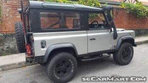 Land Rover Defender 90 (COE till 05/2023)