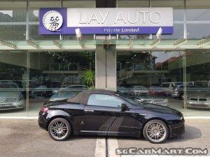 Used Alfa Romeo Brera Spider JTS New Yr COE Car For Sale In - Used alfa romeo spider