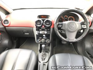 Used Opel Corsa-D Car for Sale in Singapore, Ocean Motoring