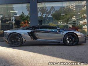 Used Lamborghini Aventador Lp700 4 Car For Sale In Singapore Motor