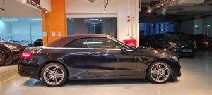 Mercedes-Benz E-Class E300 Cabriolet AMG Line