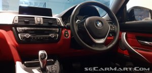 BMW 4 Series 435i Sport Coupe