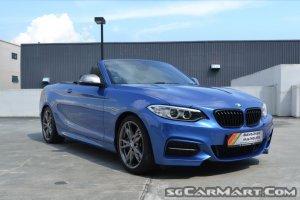 BMW M Series M240i Cabriolet