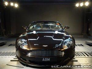 Used Aston Martin DB Volante COE Till Car For Sale In - Used aston martin