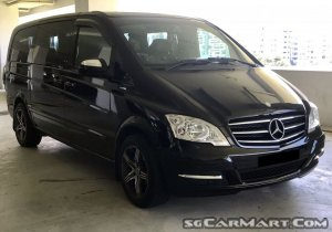 Used Mercedes-Benz Viano CDI Car for Sale In Singapore, Cars