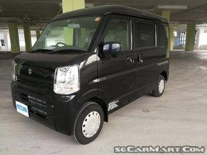 Suzuki Every Turbo