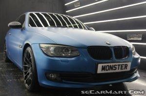 BMW 3 Series 320i Convertible