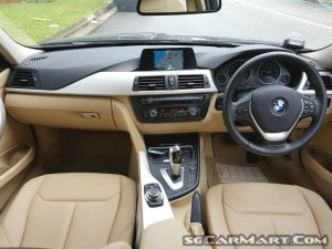 BMW 3 Series 320i Efficient Dynamics