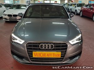 Used Audi A3 Cabriolet 1 4a Tfsi S Tronic Car For Sale In Singapore
