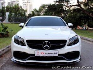 Mercedes-Benz C-Class C63 S AMG Coupe