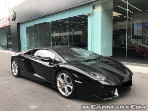 Used Lamborghini Aventador Lp700 4 Car For Sale In Singapore