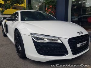 Used Audi R A FSI Quattro Rtronic Car For Sale In Singapore - Audi r8 used
