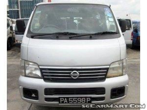 Nissan Urvan Coe Till 08 2020 Details Sgcarmart