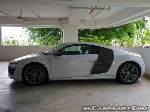 Used Audi R V Plus FSI Quattro Stronic Car For Sale In - Used audi r8