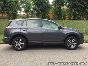 used toyota rav4 2 0a premium car for sale in singapore ams motors rh stcars sg