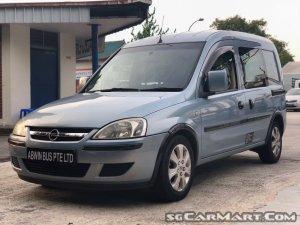 Opel Combo 1.7 (New 5-yr COE)