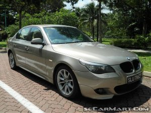 Used Bmw 5 Series 525i Xl Car For Sale In Singapore A Asset