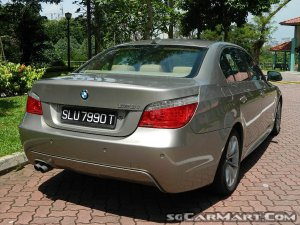 Used Bmw 525i Car For Sale In Singapore A Asset Automobile Pte Ltd
