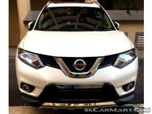 used nissan x trail 2 0a 7 seater car for sale in singapore stcars rh stcars sg