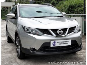 Used Nissan Qashqai 2 0a Premium Car For Sale In Singapore