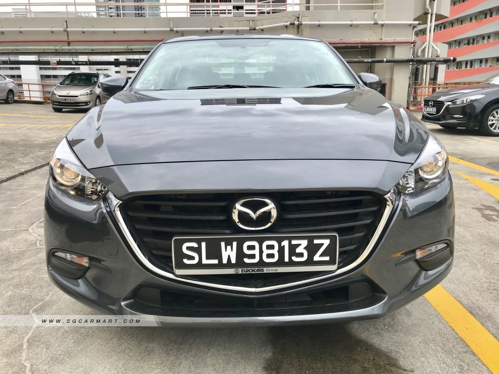 Mazda 3 1.5A Sunroof