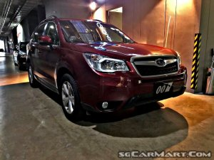 Used Subaru Forester 2 0i L Car For Sale In Singapore 007 Stcars
