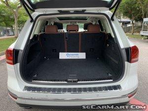 Volkswagen Touareg Diesel 3.0A TDI
