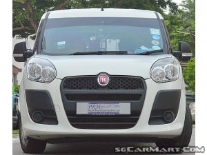 Used Fiat Doblo Cargo Maxi 1 6a Vehicle For Sale In Singapore Prem