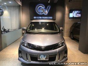 Toyota Estima 2.4A (New 10-yr COE)