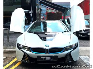 Used Bmw I8 Car For Sale In Singapore Dm Pre Owned Pte Ltd Sgcarmart