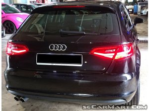 Used Audi A3 Sportback 1 4a Tfsi S Tronic Ambition Car For Sale In