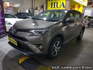 used toyota rav4 2 0a premium car for sale in singapore hui hua rh stcars sg