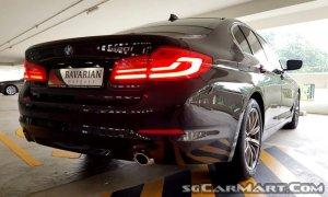 BMW 5 Series 520i M-Sport