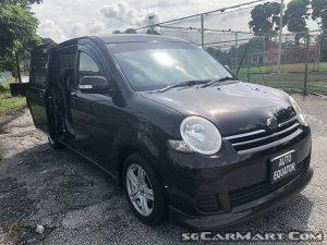 Toyota Sienta 1.5A X Limited (New 5-yr COE)
