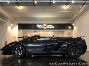 Lamborghini Gallardo Spyder (New 10 Yr COE) WaterMark