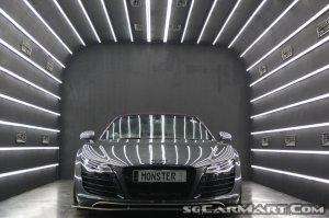 Audi R8 4.2A FSI Quattro R-tronic (COE till 07/2028)