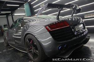 Audi R8 4.2A FSI Quattro R-tronic (New 10-yr COE)