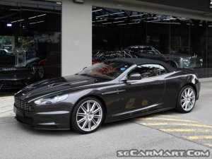 Used Aston Martin DBS Volante Car For Sale In Singapore AutoInc - Pre owned aston martin