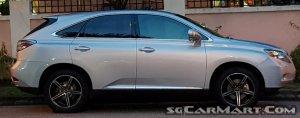 Lexus RX350 Luxury MR