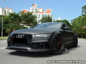 Used Audi RS Sportback A Performance Car For Sale In Singapore - Audi performance cars
