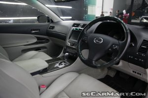Lexus GS300 (New 10-yr COE)