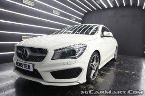 Mercedes-Benz CLA-Class CLA200 AMG Line