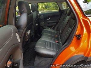 Land Rover Range Rover Evoque Prestige 5DR