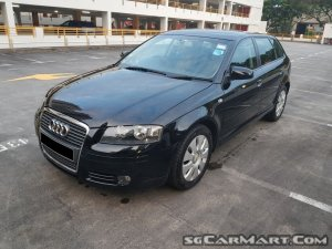 Audi A3 Sportback 1 6A Tip (COE till 03/2021) Details