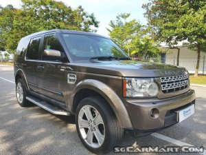 Land Rover Discovery 4 Diesel 3.0A