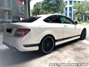 Mercedes-Benz C-Class C63 AMG Coupe