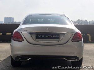 Mercedes-Benz C-Class C200 Sport